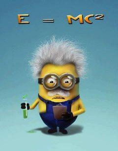 Minion-Einstein